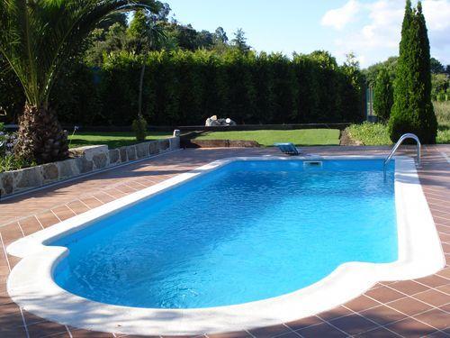 Las 25 mejores ideas sobre piscinas poliester en pinterest - Mini piscinas prefabricadas ...