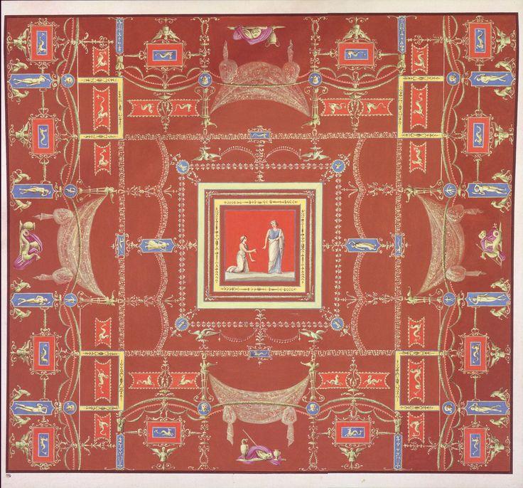 Jerusalem Prayer Rug: 21 Best ROME Nero Domus Aurea Images On Pinterest