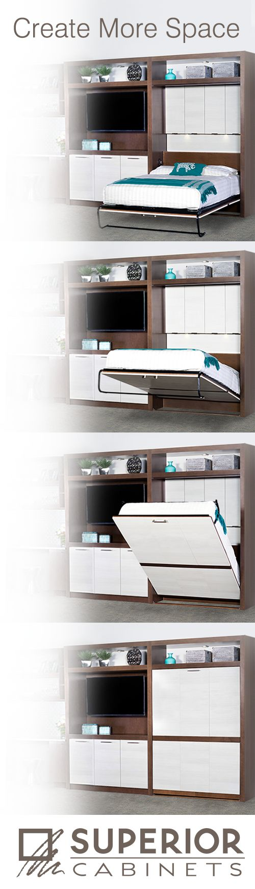 Custom murphy beds edmonton wall beds canada custom wall beds - View Murphy Wall Bed Sizes And Dimensions Here We Offer A Variety Of Style And Cabinet Options For Small Spaces Looking For Hide A Bed Solutions