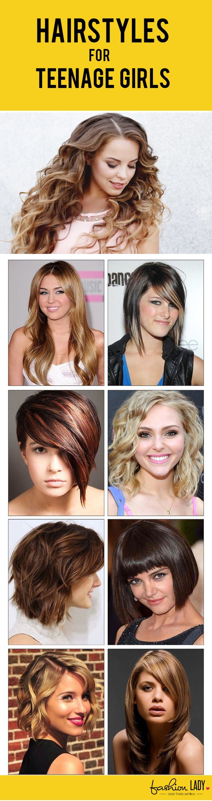 1540 best Hairstyles images on Pinterest