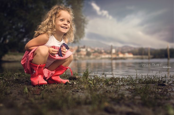 Child Smile by HorvathTamas on 500px
