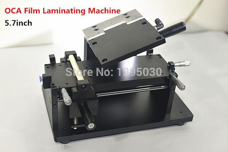 1pc 110 220v Mini Manual With Mould Oca Film Laminating Machine Polarizing Film Protective Film Laminater Machine Tools Film