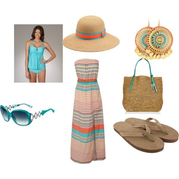Beach Resort Wear Created By Lori Gower Davis
