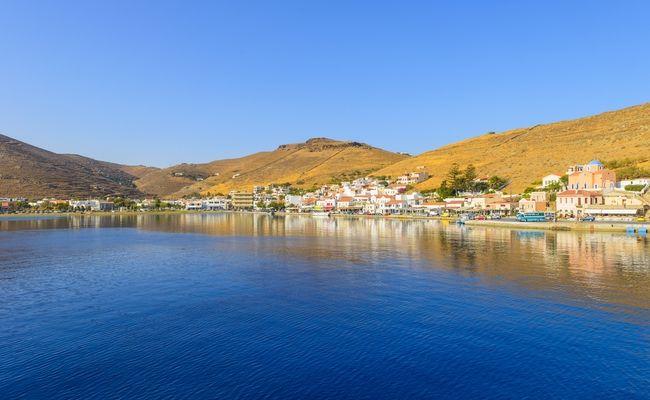Korissia, Kea, Greece