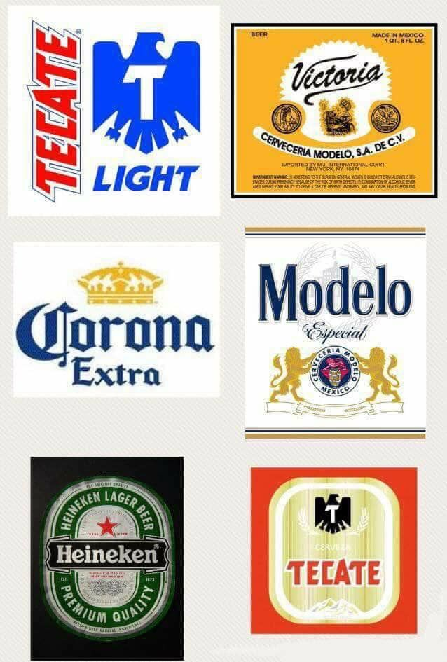 16 Corona Extra  1//2 Way To Cinco  Beer Bar Coasters