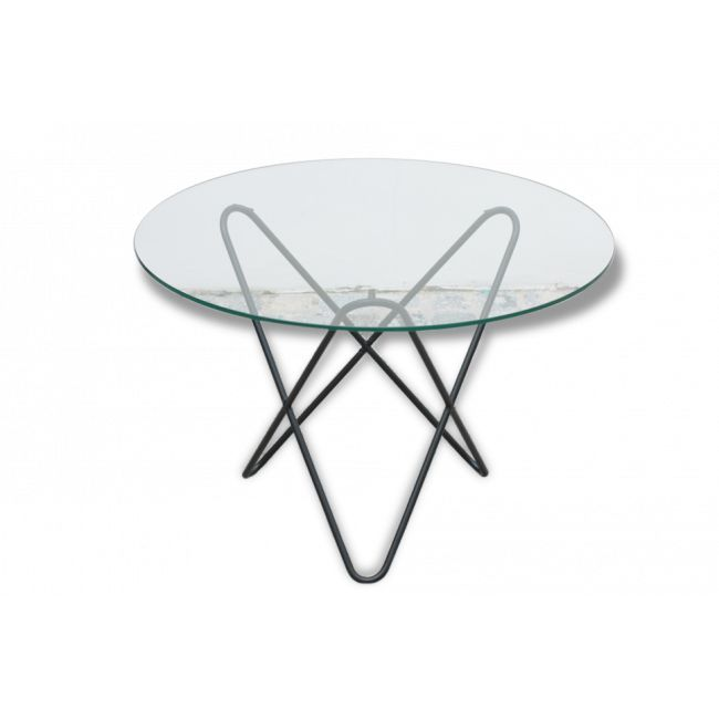 25 best ideas about table ronde en verre on pinterest for Table ronde verre fly