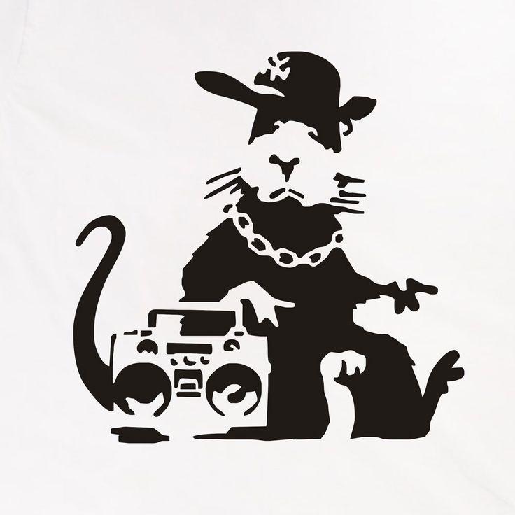 Banksy Rat Yo!: