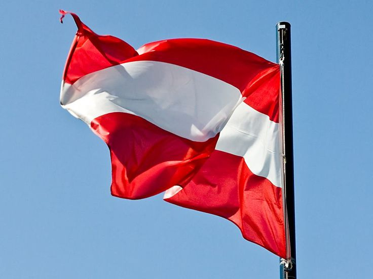 Did you know? The Austrian flag is one of the oldest national flags in the world. It dates from 1191, when Duke Leopold V fought in the Battle of Acre during the Third Crusade.
