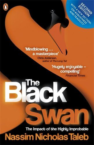 The Black Swan: The Impact of the Highly Improbable by Nassim Nicholas Taleb http://www.amazon.co.uk/dp/0141034599/ref=cm_sw_r_pi_dp_.Wltvb0FVNG78