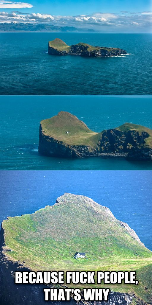 Why live on an island you ask?   http://ift.tt/2aBpEaO via /r/funny http://ift.tt/2aAtNsk  funny pictures