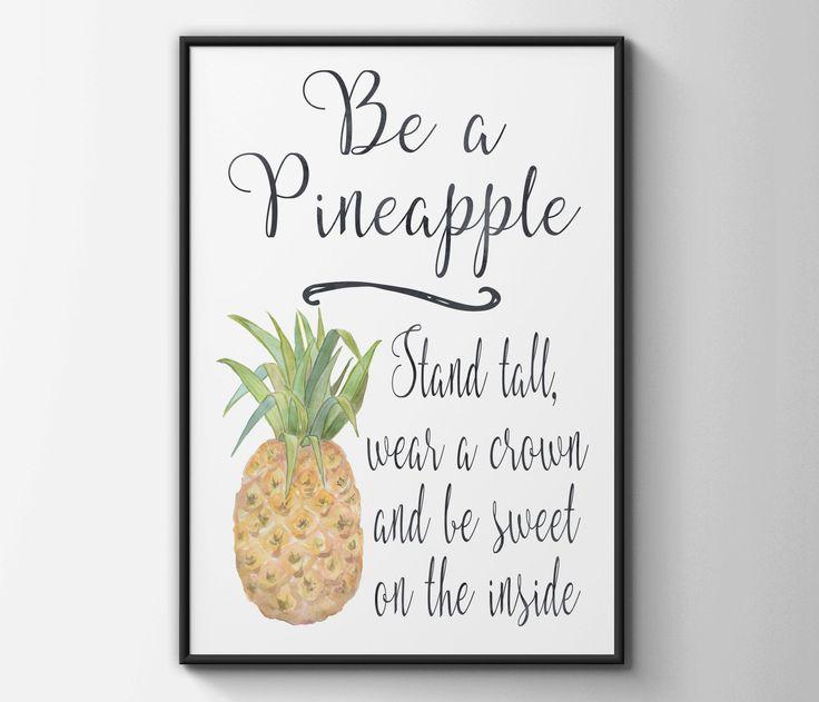 Best 25 Pineapple Quotes Ideas On Pinterest Pinapple