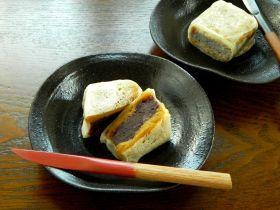 「安納芋とあんこのきんつば」nobuchi | お菓子・パンのレシピや作り方【corecle*コレクル】