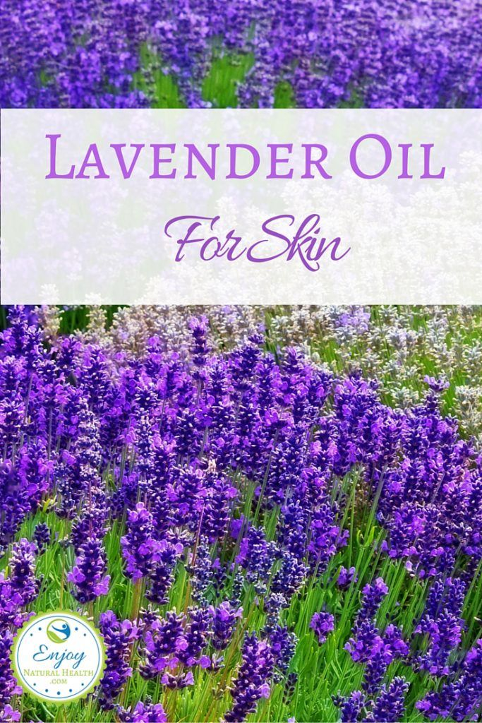 Ever tried lavender oil for your skin? I have several recipes you can try and see the difference it can make in your skin ;)