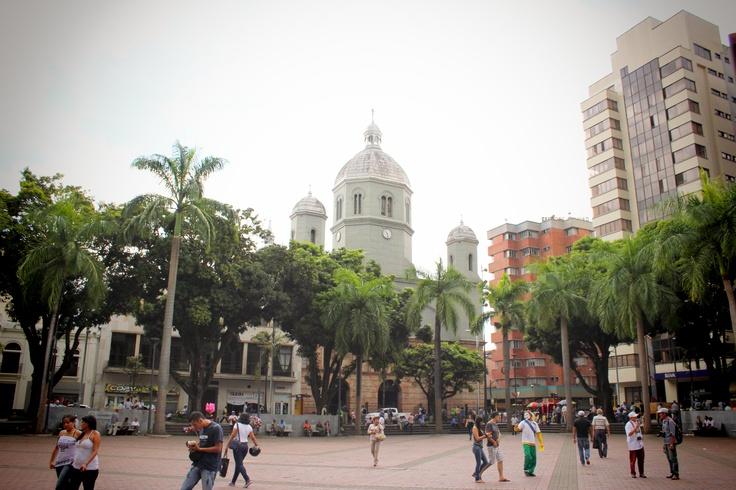 Parque Bolívar.