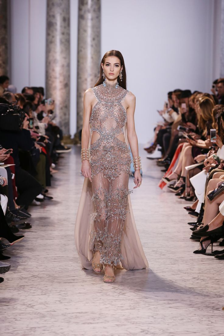 742 best ELIE SAAB Haute Couture images on Pinterest | Designer ...