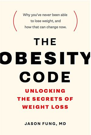 The Obesity Code by Jason Fung, MD    BUY IT!!! I have been recommending it to everyone, including strangers, I hear mention that they or someone in their family is diabetic. Subscribe to his blog also www.intensivedietarymanagement.com. His method works!!!