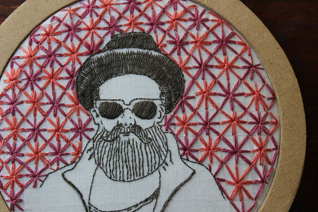 work of Sol Kesseler (aka Flickr user Bugambilo), like the hand drawn, scribbled look