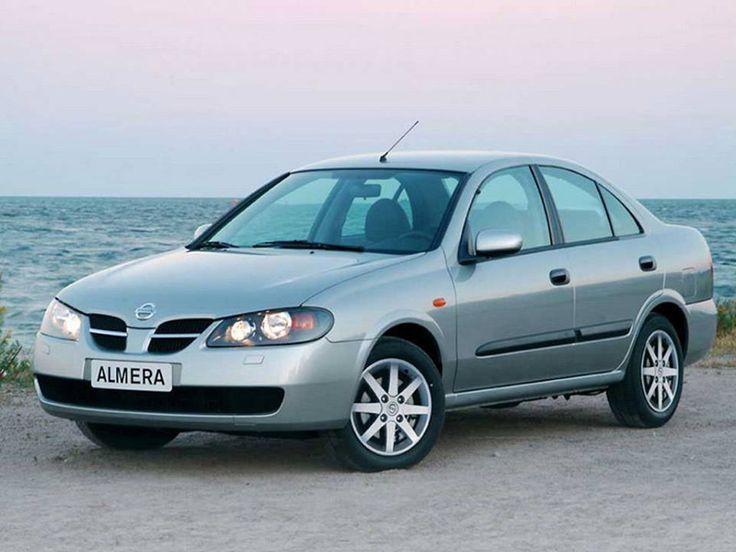 Nissan-Almera-Sedan