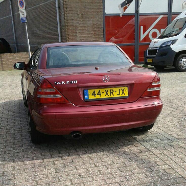 Mercedes SLK 230 / 2002