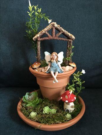 Fairy – Christmas craft ideas