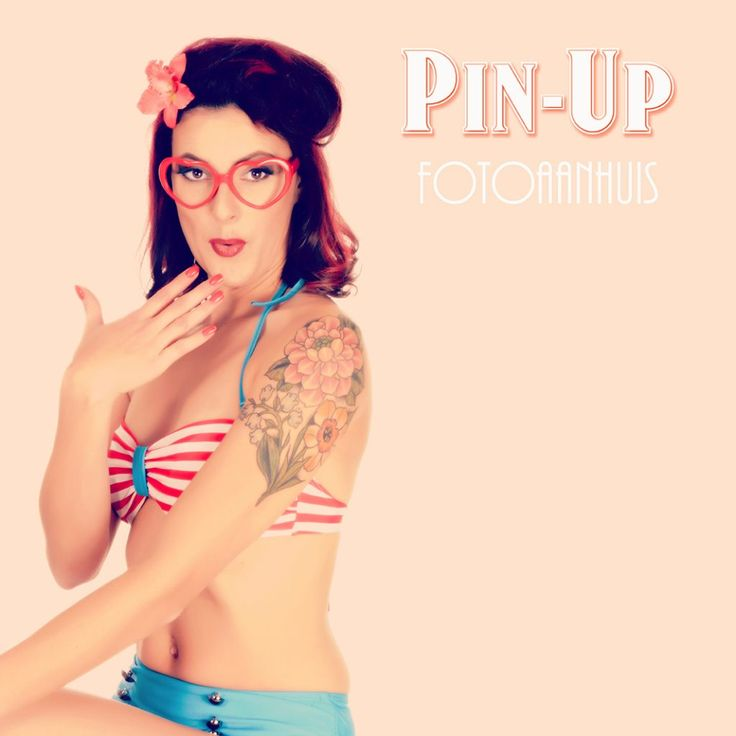 Pin-Up fotoshoot, rockabilly, vintage, retro, pinup