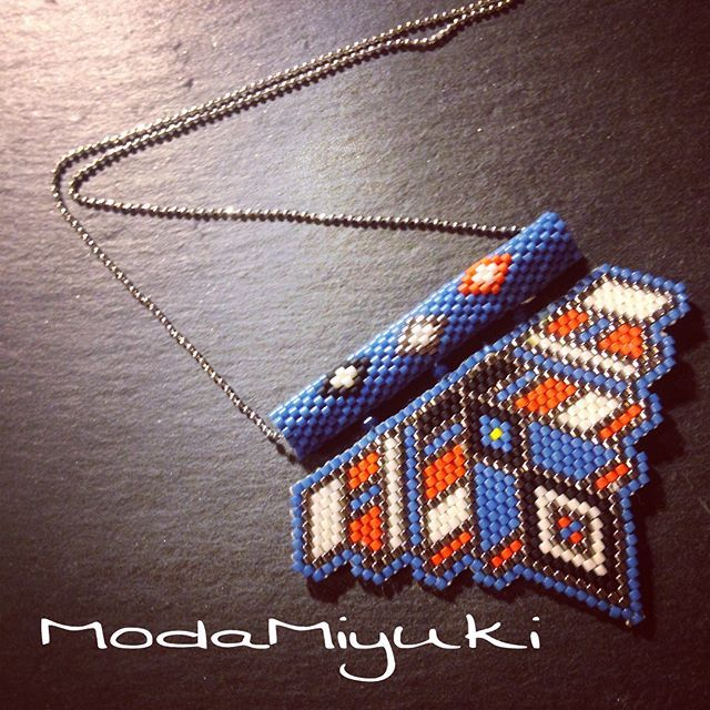 Perfekte Designs Handgemachte elegante Halsketten #modamiyuki de #miyuki #miyuk …   – tuĞla