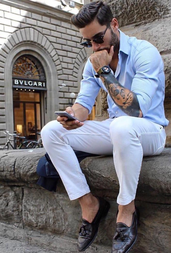 Cool Italian Man Style