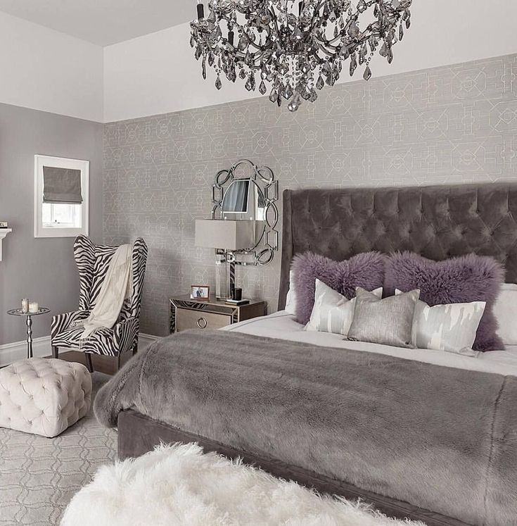 """48.6k Likes, 335 Comments - Interior Design & Home Decor (@inspire_me_home_decor) on Instagram: """"By the show of hands who else is loving this bedroom?"""""""
