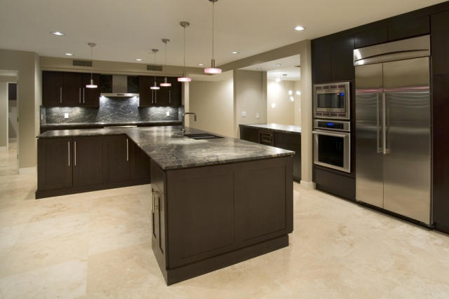 ideas dark cabinets kitchens ideas floors ideas kitchens dreams