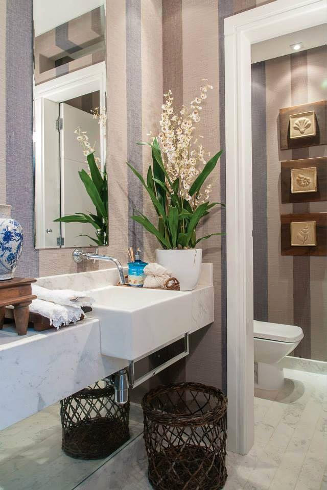 Pia banheiro retro : Lavabos com portas entre a cuba e o vaso decor salteado