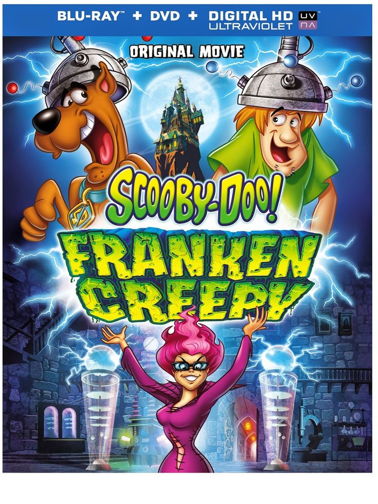 Available Today on DVD -- Scooby-Doo! Frankencreepy -- Review and #Giveaway -- Enter to win a DVD copy now -- https://www.facebook.com/Inspiredbysavannah/posts/807676739262971 -- Ends 9/2