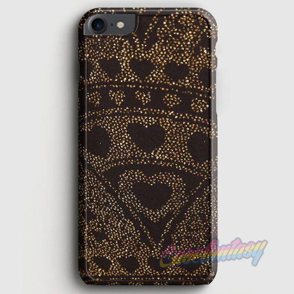 Asos Leggings In Glitter Heart iPhone 7 Case | casefantasy