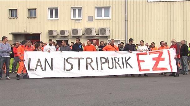 Fallece el trabajador que perdió un brazo en el Puerto de Bilbao | Economía Mundial | EiTB