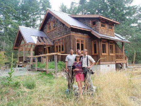 100 mile house in British Columbia.