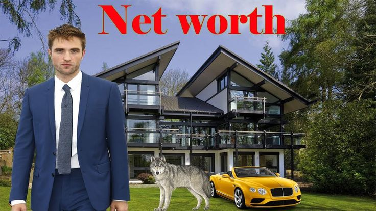 Robert Pattinson's Lifestyle  2017  Net Worth, Salary, Cars, Biography, ...
