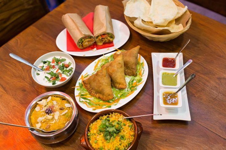 Το νέο ινδικό της πόλης είναι γεμάτο με χρώματα και αρώματα που αναδεικνύουν την πληθωρική κουζίνα της χώρας.