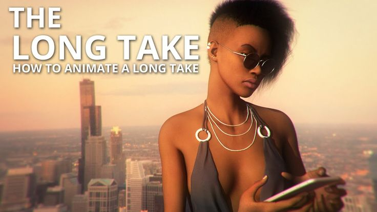 The Long Take Animated - The Oner Animation