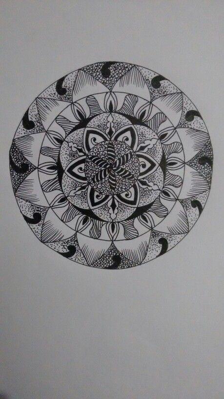 My 1st Mandala