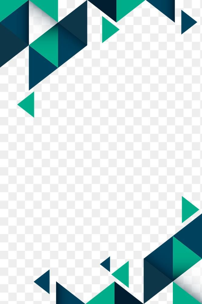 Green And Blue Triangle Pattern Design Element Free Image By Rawpixel Com Aew Pattern Design Graphic Wallpaper Triangle Design