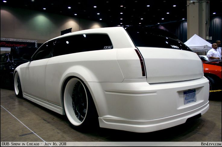 Dodge Magnum by Halo