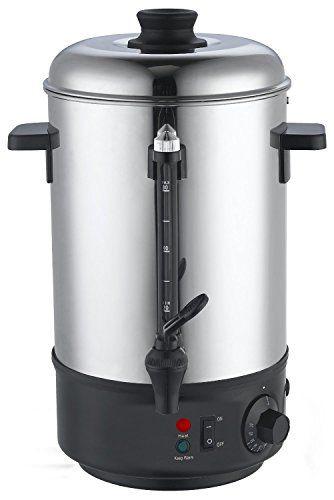 http://ift.tt/1RXdf06 8 Liter Glühweinautomat Teekocher Glühweinkocher Glühweintopf Glühweinkessel Wasserkocher ! salelanyt##