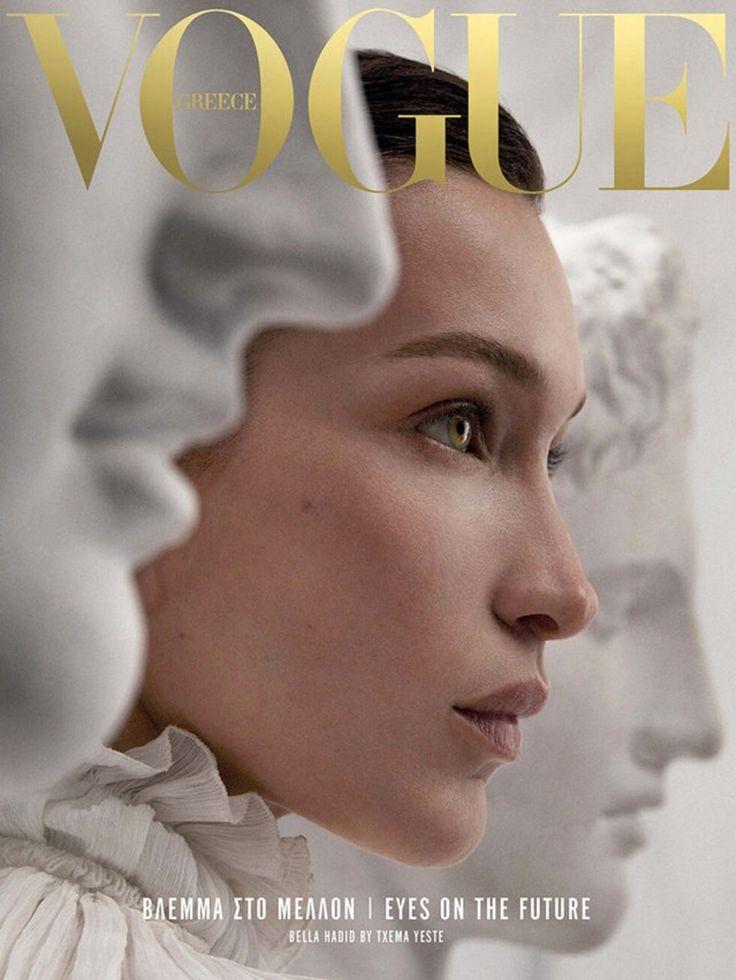 #мода #глянец #весна2019 #VogueGreece #spring2019
