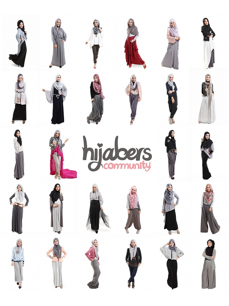 Hijabers Community Book Cover