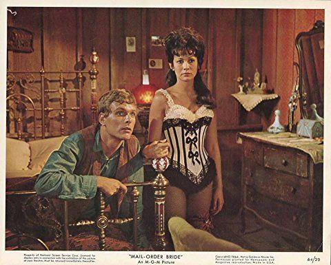 Keir Dullea and BarBara Luna in Mail Order Bride (1964)