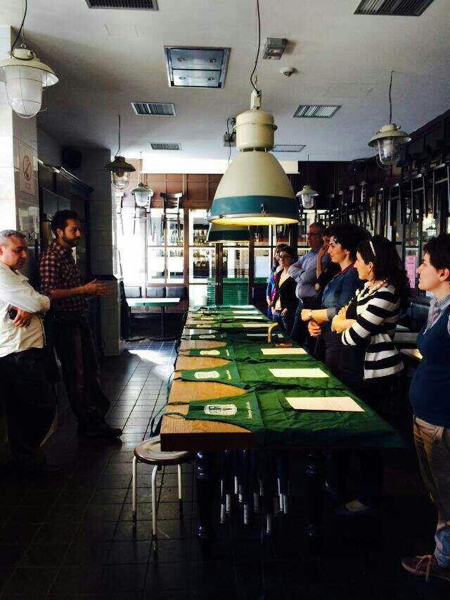 """Contest """"Il tuo piatto nel menu di Porto Fluviale"""": i partecipanti allo start"""
