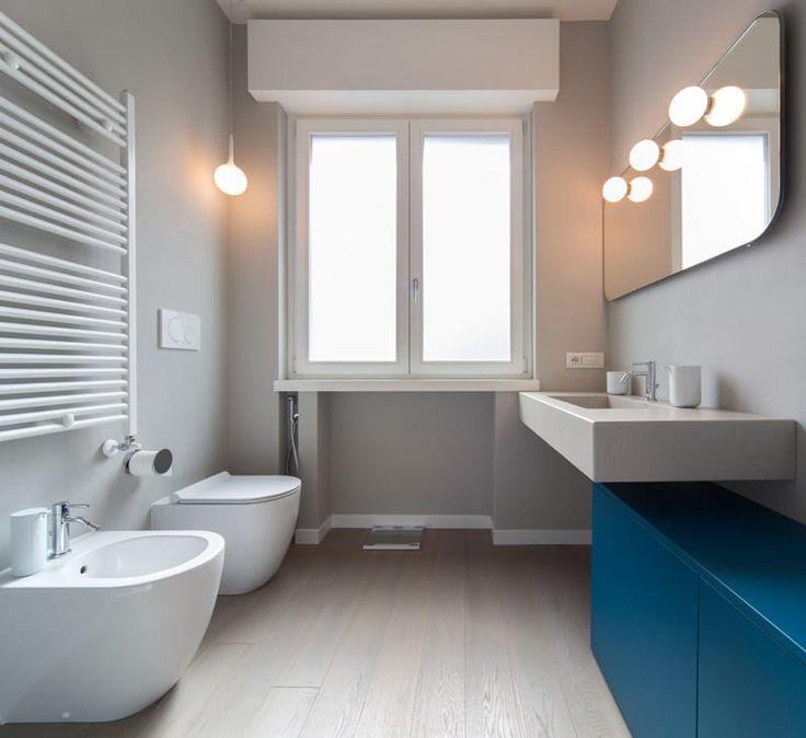 Sfoglia le immagini di Bagno in stile in stile Minimalista di Radiant White. Lasciati ispirare dalle nostre immagini per trovare l'idea perfetta per la tua casa.