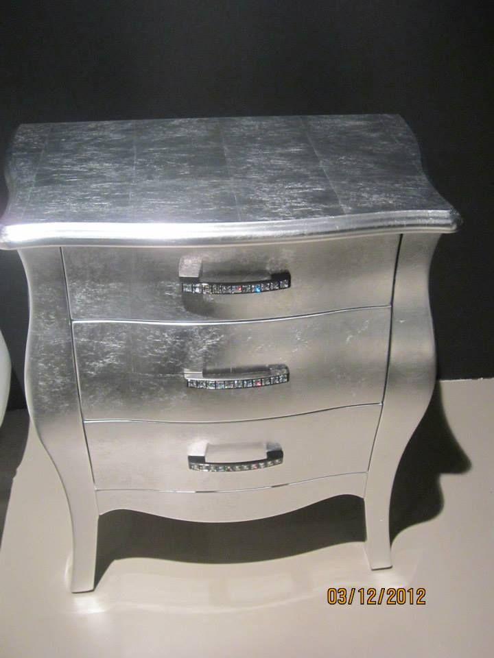 Muebles De Baño Taberner: Muebles de estilo Neoclasico en Pan de Plata