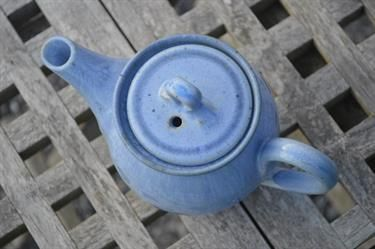 One cup teapot