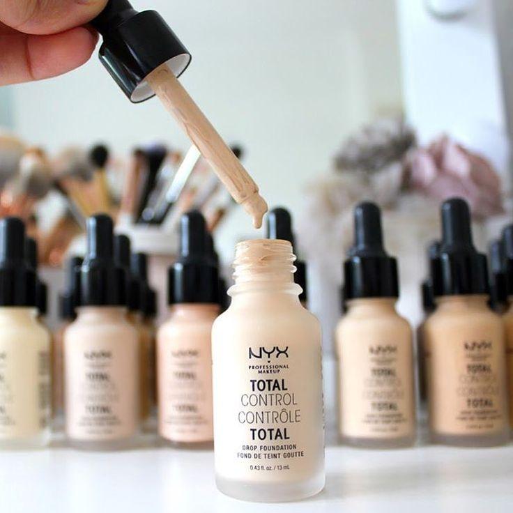 #NYX #Foundation #ProfessionalMakeup #Maquillaje #makeup