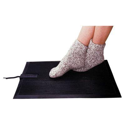 Cozy Products Foot Warmer Mat   Wayfair